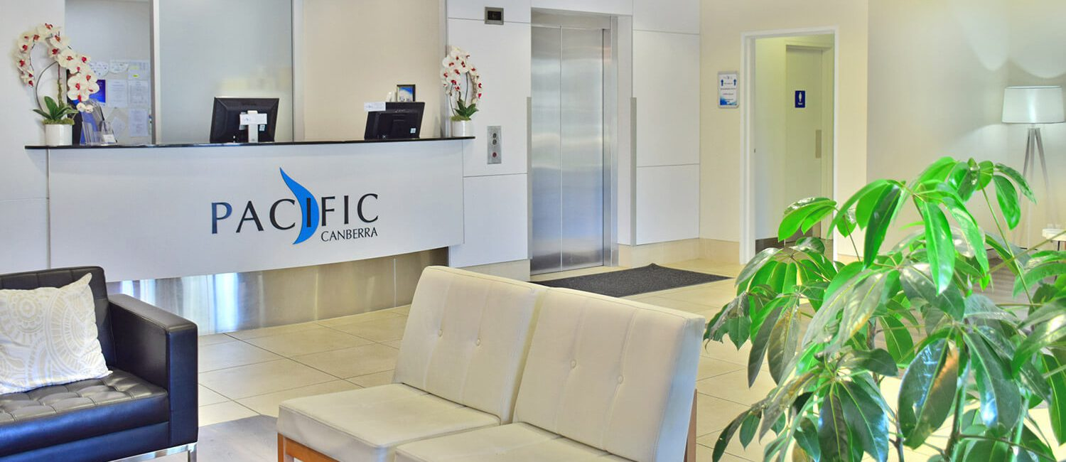 Canberra-lobby-1 | Pacific Suites Canberra