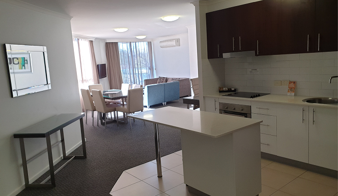 Pacific Suites Canberra Apartment Accommodation