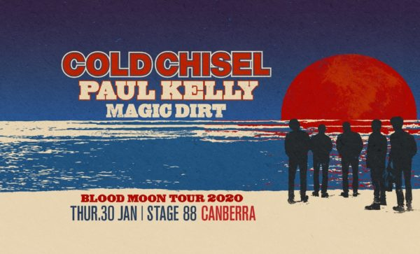Canberra hotels, Canberra accommodation, Cold Chisel, Canberra music